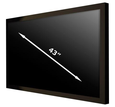 DEDAL  Wallscreen 43